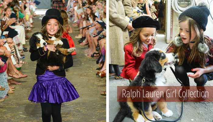 Check out the Ralph Lauren Fall and Winter Girls' Collection. Full of preppy, dramatic and rustic styles! #RLGirl