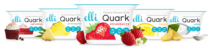 Elli Quark - A Creamy German Style Cheese