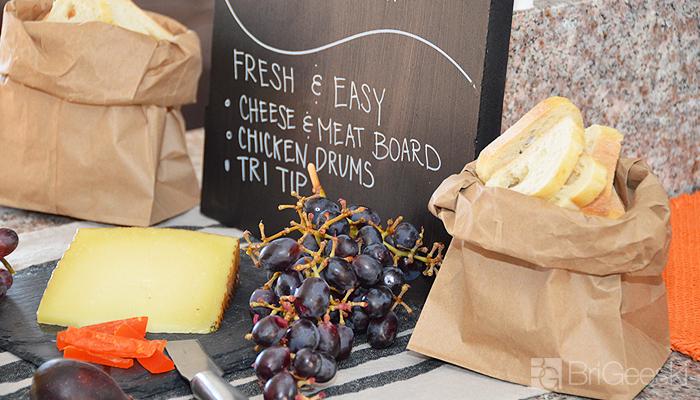 Summer Wine Party, Chalkboard Menu