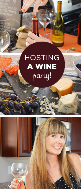 How to Host a Summer Wine Party with tasting notes, wine recommendations and summer produce