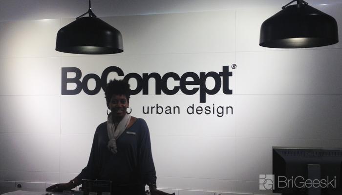 BoConcept San Diego, Danish Inspired Urban Design