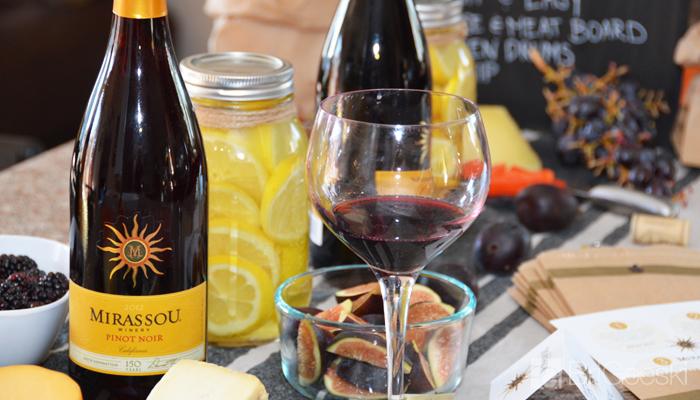 Red Wine, Summer Wine Tasting