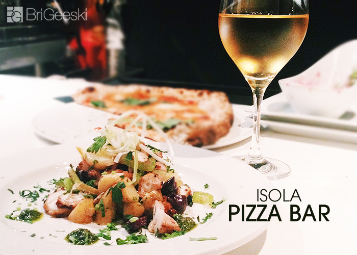 Isola Pizza Bar - San Diego Italian Food