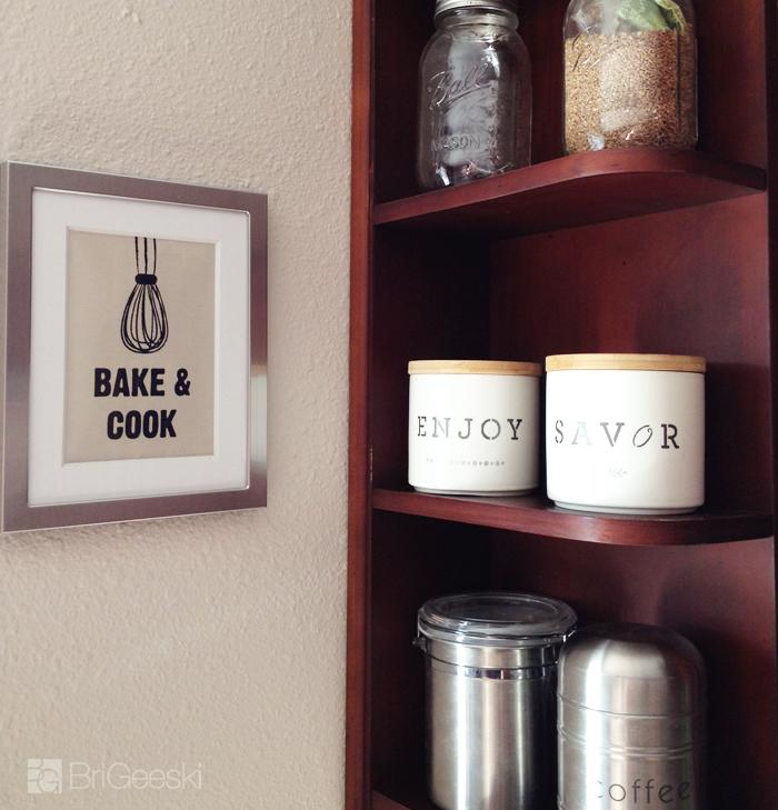 DIY Enjoy & Savor Treat Jars