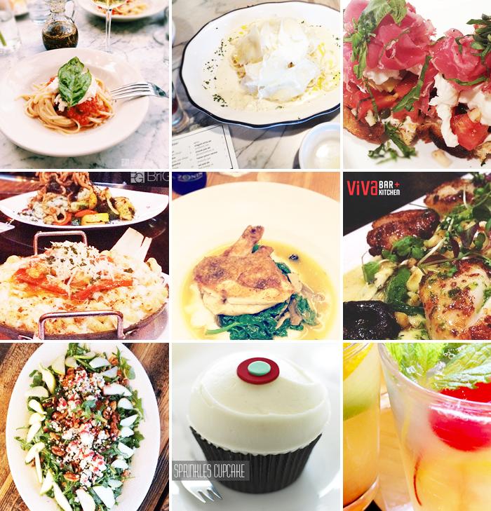 BriGeeski : San Diego Food Love Year 1!