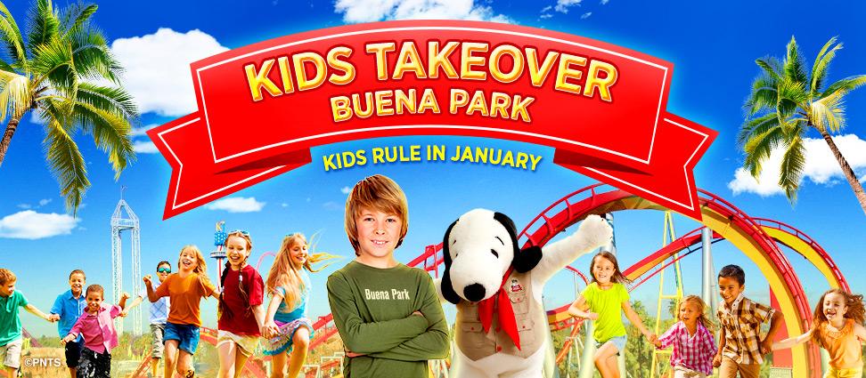 Kids Takeover Buena Park