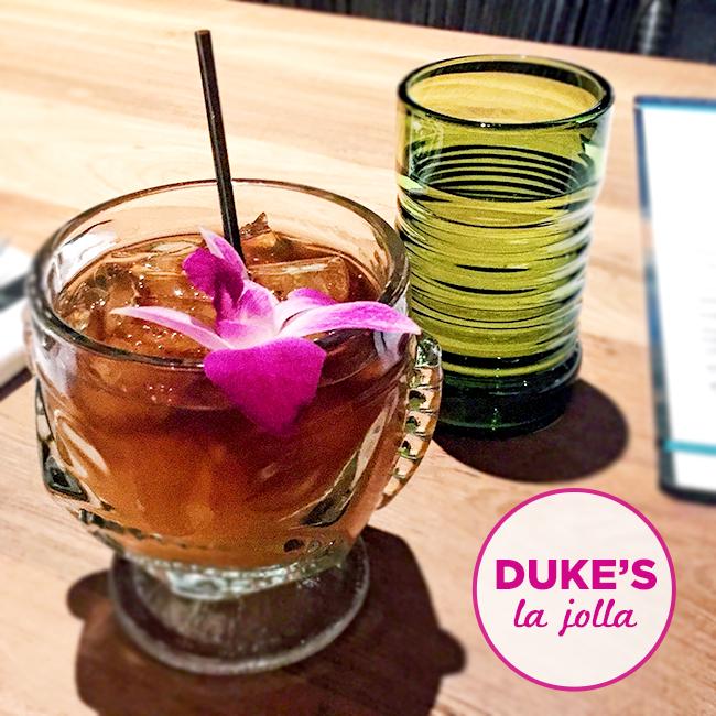 Duke's in La Jolla