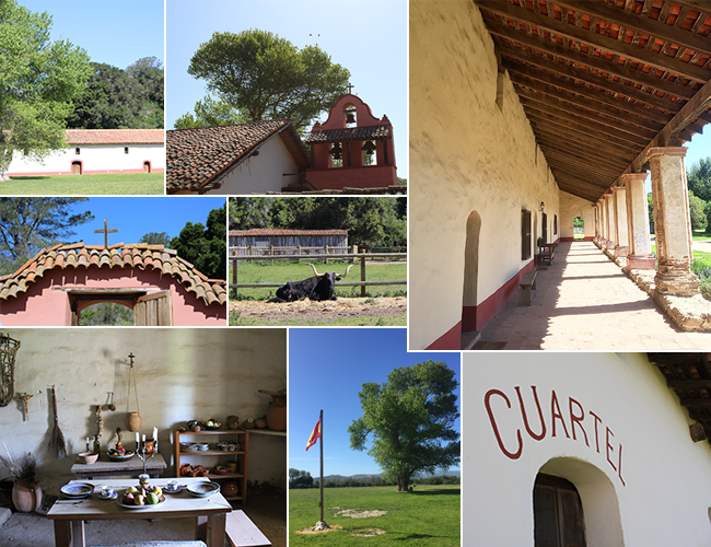 la purisima mission lompoc