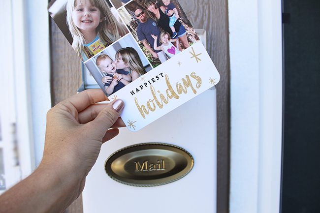 holidaycardsinthemail