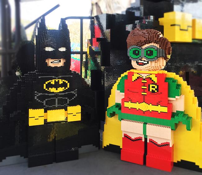 LEGOLAND Batman Movie Days - BriGeeski