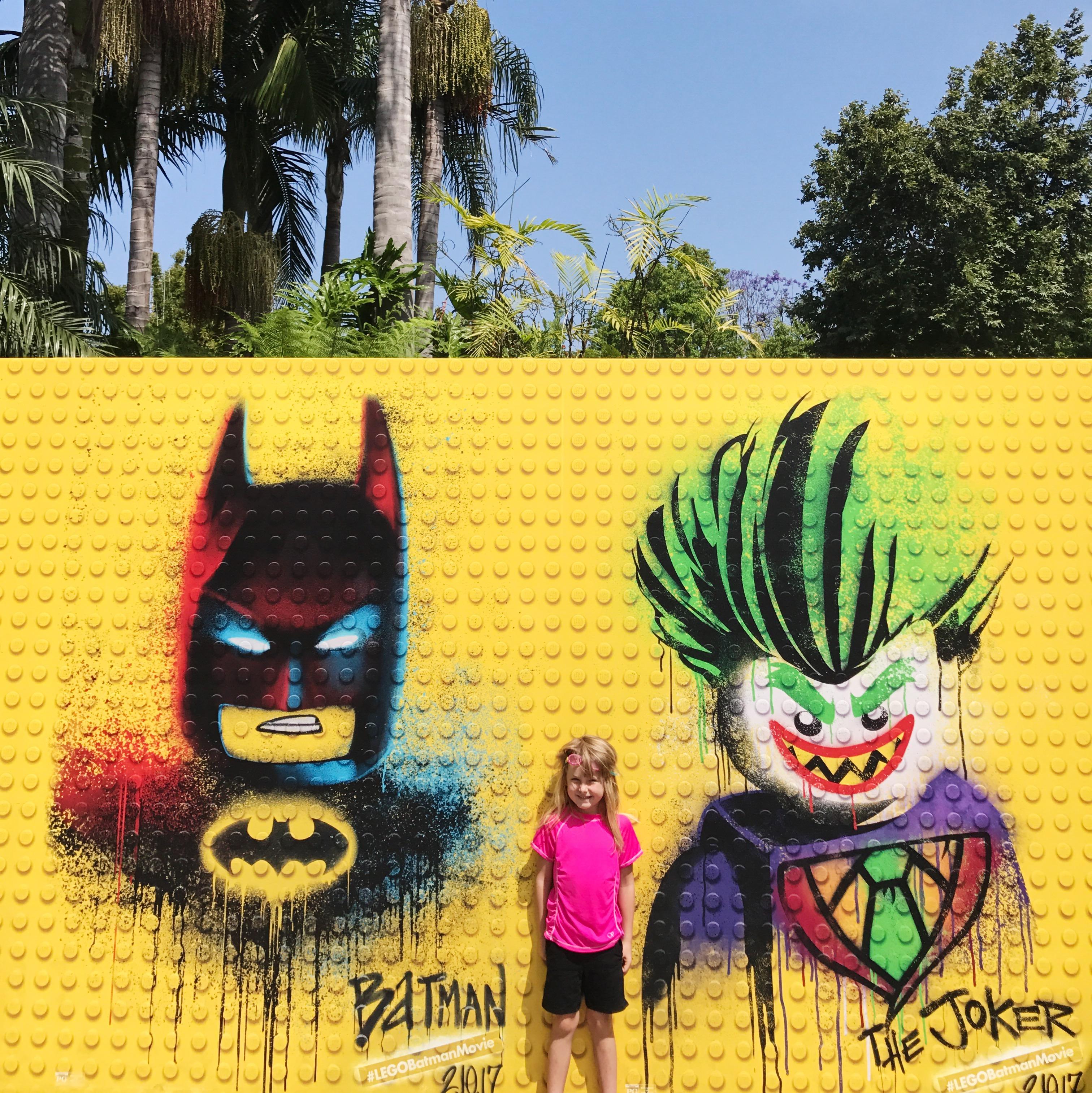 Legoland Batman and Robin