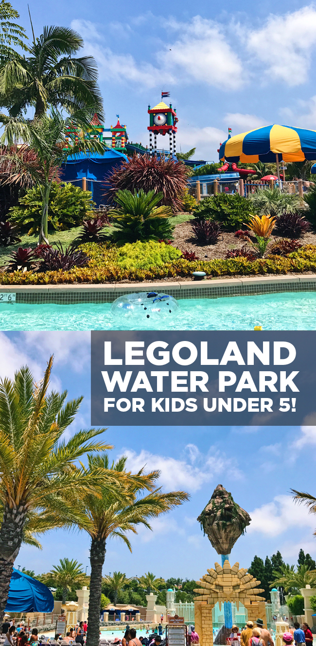 Legoland Water Park for Kids Under 5