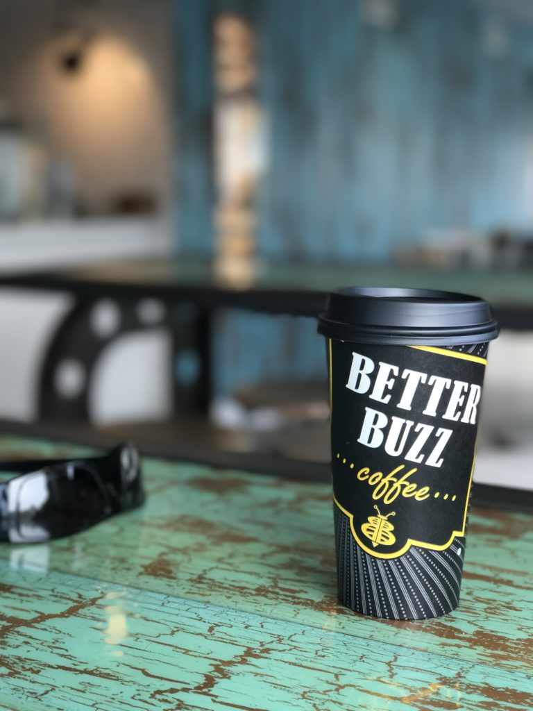 Better Buzz Coffee on Shelter Island