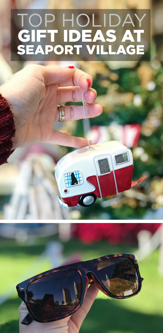 Top Holiday Gift Ideas at Seaport Village