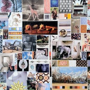 lacquerie Collage