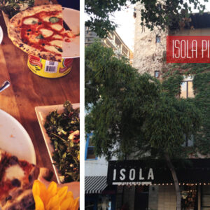 Isola Pizza Bar Turns 1
