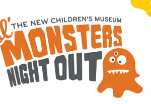 lil monsters night out 10/26/13 The New Children's Museum San Diego