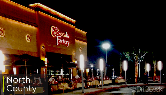 Cheesecake factory fashion valley mall 6