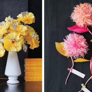 Handmade Paper flowers for decor, gifting and more