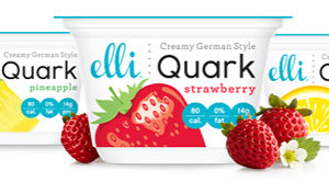 Elli Quark - A Creamy German Style Cheese