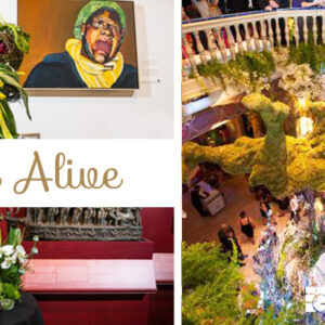 Art Alive 2014 at the San Diego Museum of Art