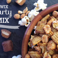 TWIX Bites Party Mix Recipe