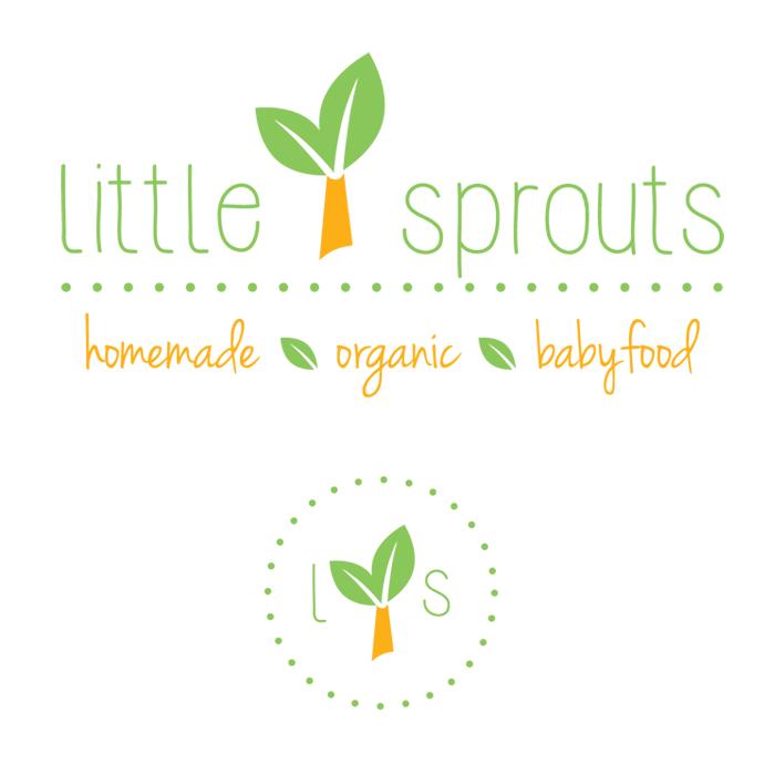 Little Sprouts Logo Design Brigeeski