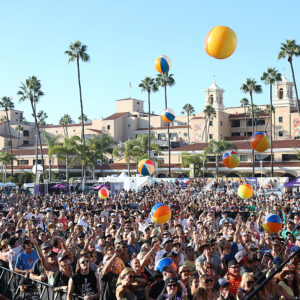 DEL MAR, CA - SEPTEMBER 20:  A general view of the atmosphere during day 3 of KAABOO Del Mar at the Del Mar Fairgrounds  on September 20, 2015 in Del Mar, California.  (Photo by C Flanigan/WireImage for KAABOO Del Mar via imageSPACE)
