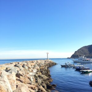 Exploring Catalina Island