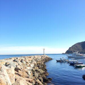 Exploring Catalina Island