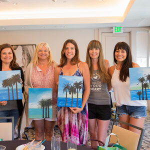Painting + Wellness Workshop