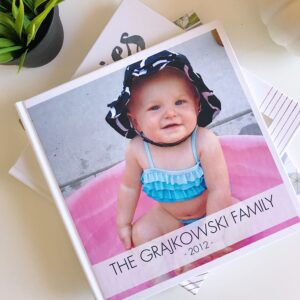 Capturing Moments with Photo Books