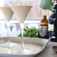 Irish Coffee Martini