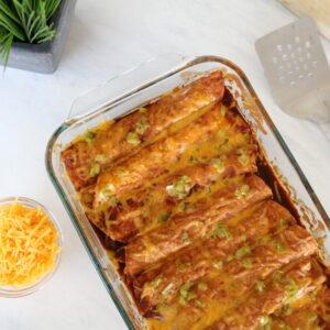Enchiladas Tray