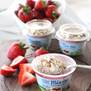 Try these Dairy Pure Mix-Ins for Snack Time!