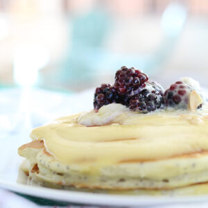 Starburst Pancakes from Snooze