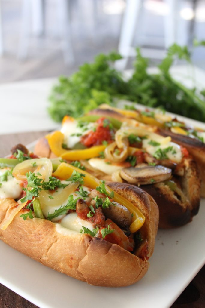 Spicy Italian Dogs