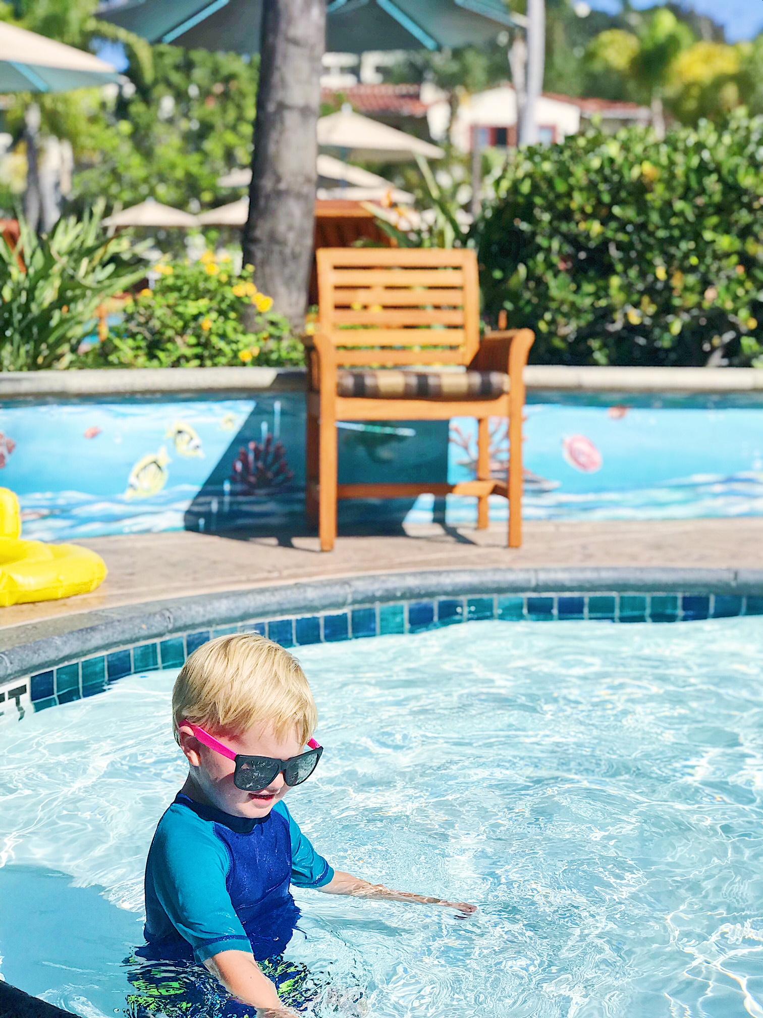 Kiddie Pool in Carlsbad