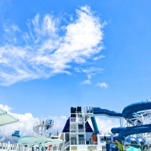 Norwegian Joy Pool