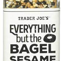 Trader Joe's Everything but the Bagel Sesame Seasoning Blend 2.3 Oz