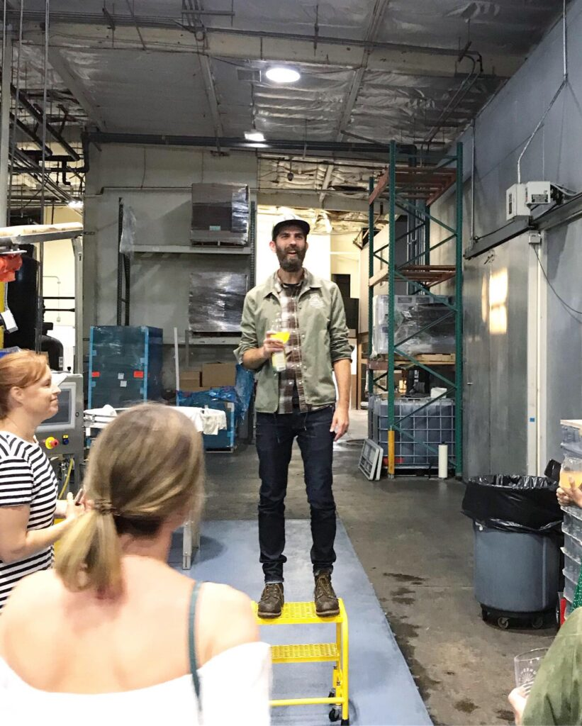 10,000 Square Foot Kombucha Space
