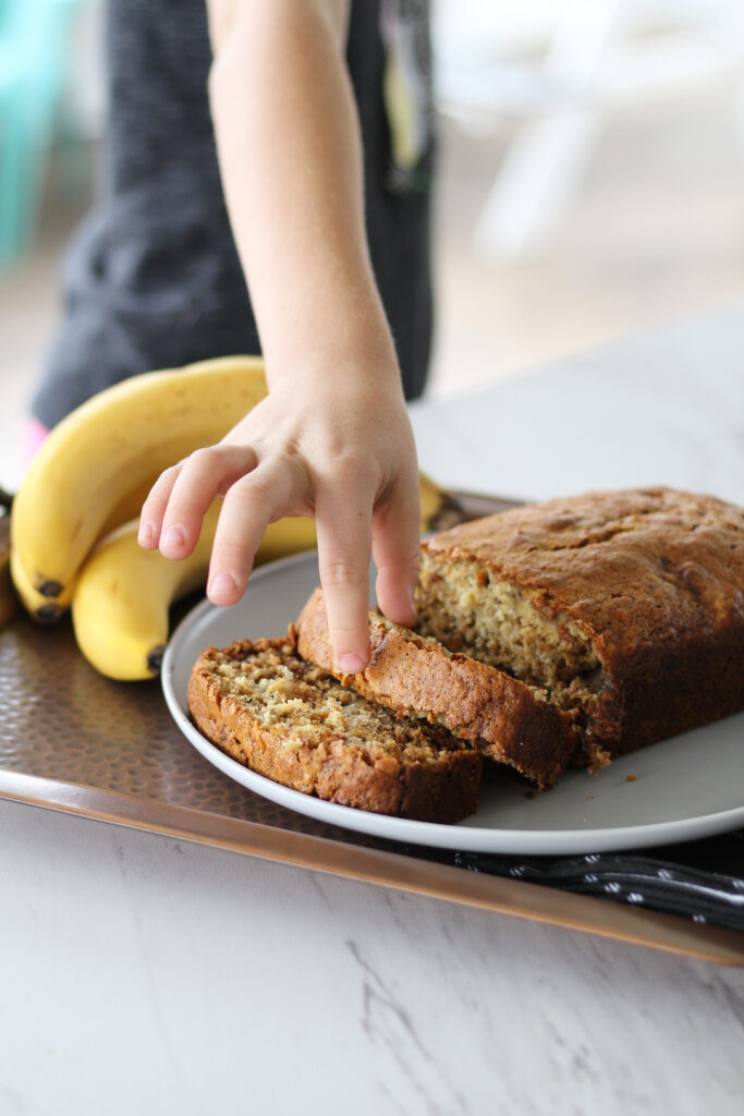 bake this banana bread
