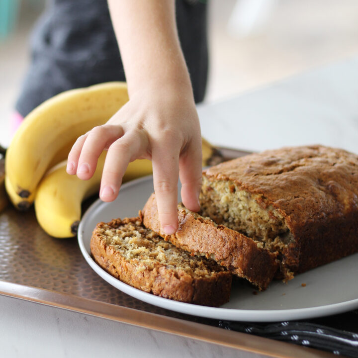 The Best Kid-Friendly Banana Bread
