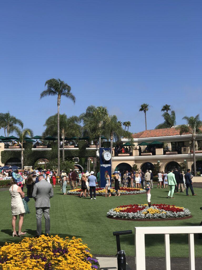 Del Mar Horse Races