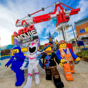 LEGO Movie World at LEGOLAND