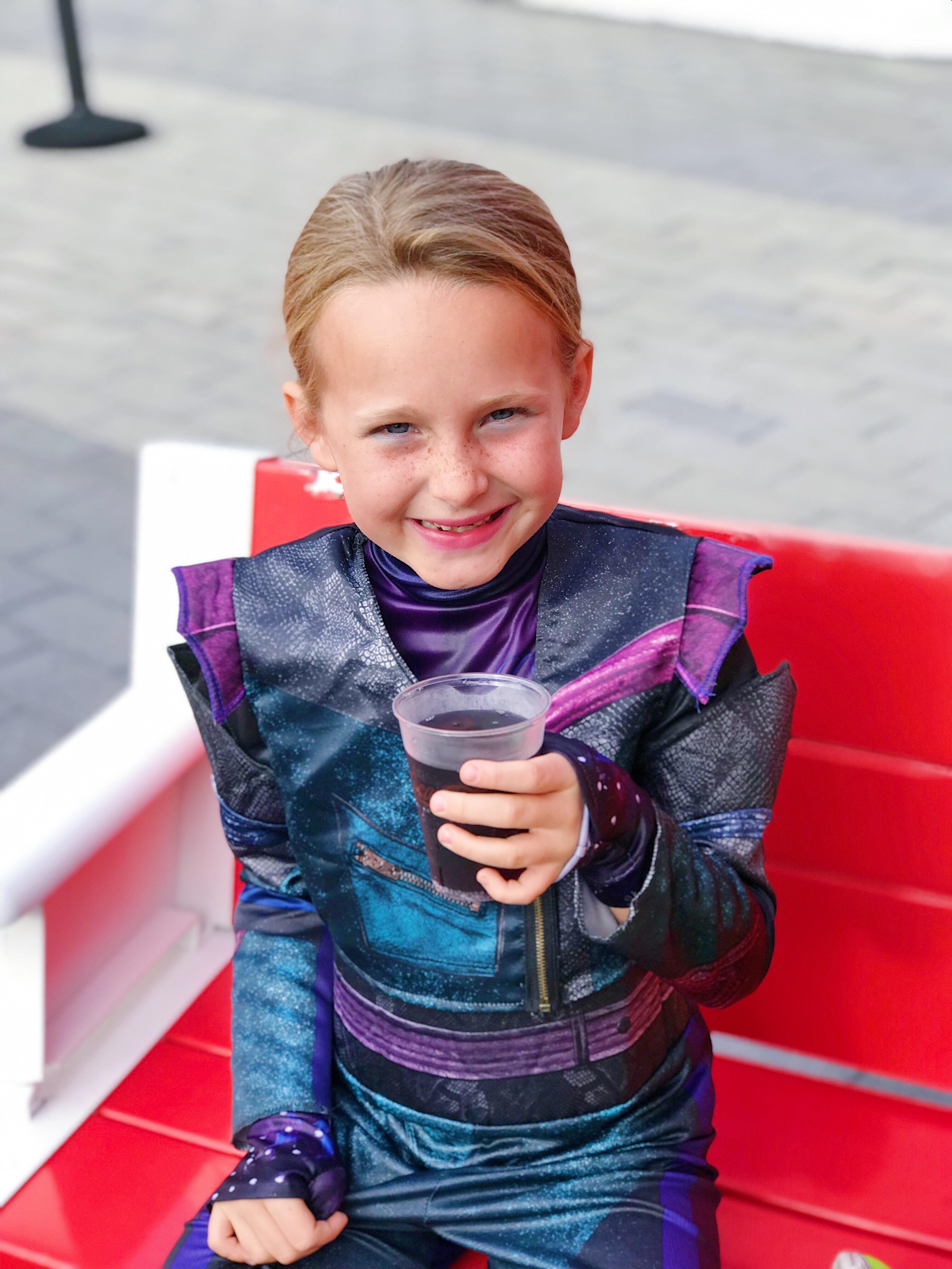 Coca-Cola Lifestyle Truck is at Legoland