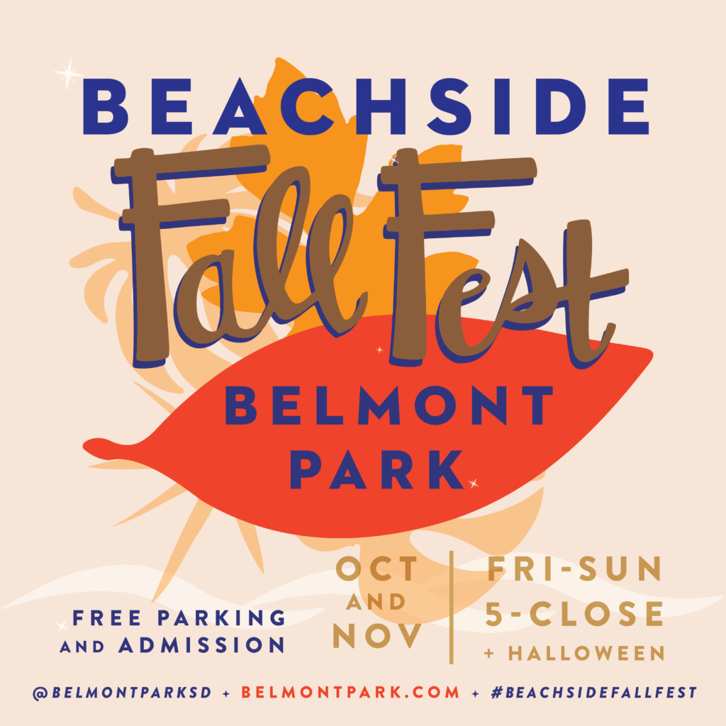 Beachside Fall Fest in Mission Bay