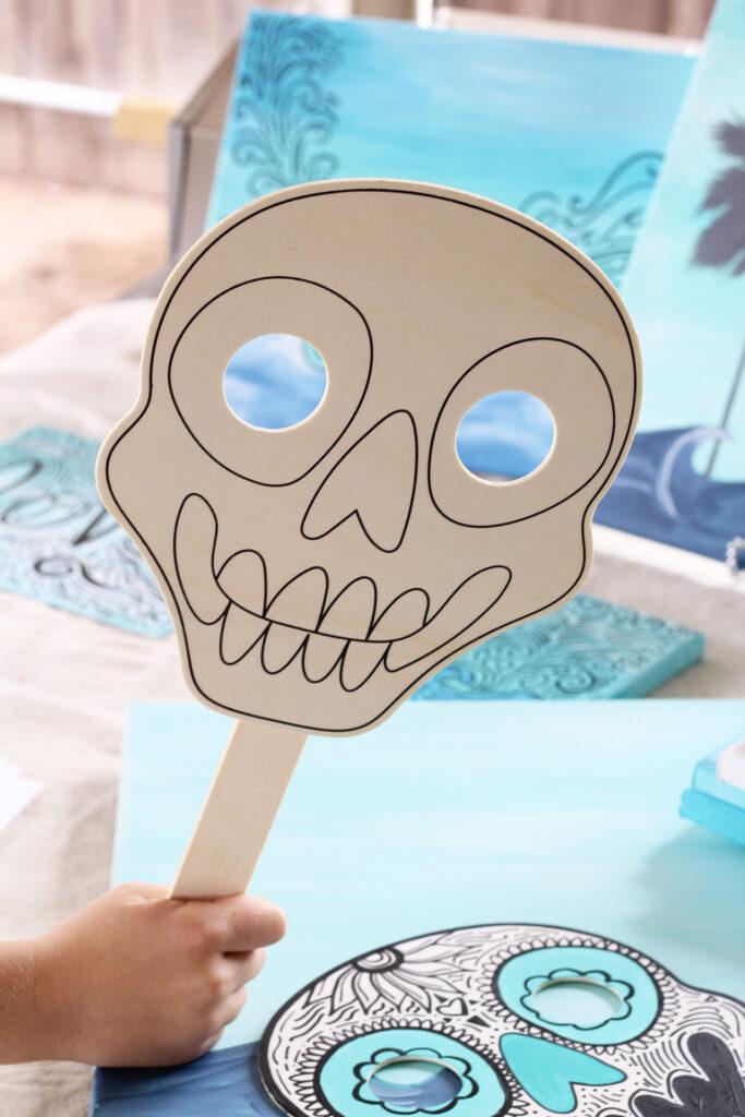Skull Painting Tutorial