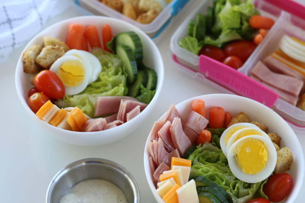 New lunch ideas for kids