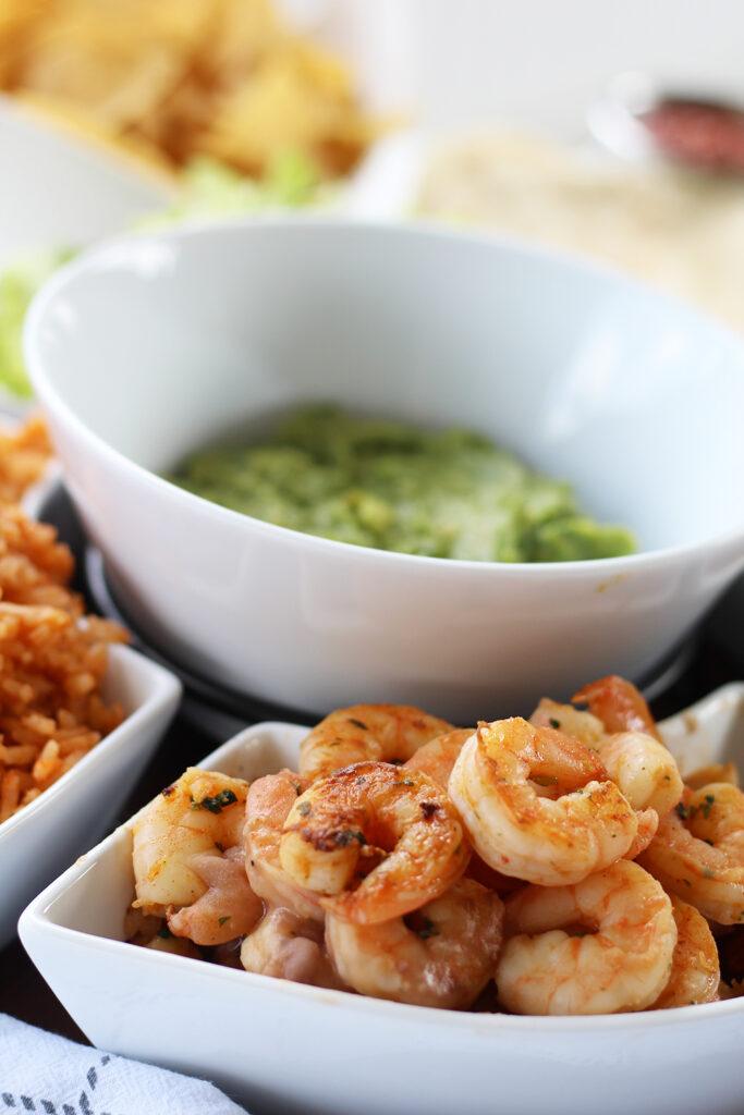 Shrimp and Guac